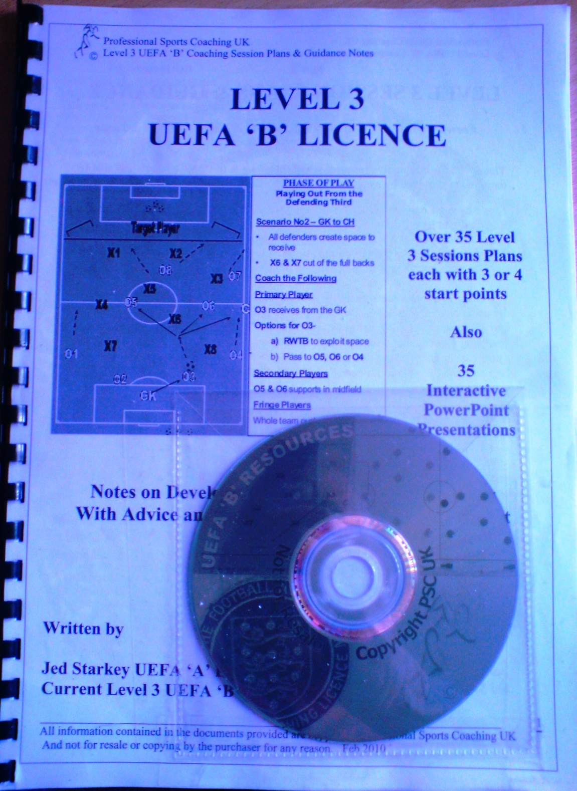 www prosoccercoachuk com uefa b coaching rh prosoccercoachuk com Business License uefa c licence manual